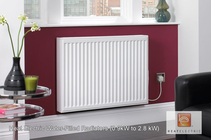 Heat Electric Water Filled Radiators